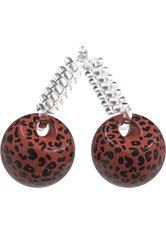 invisibobble Twins Adjustable Hair Tie - Leopard