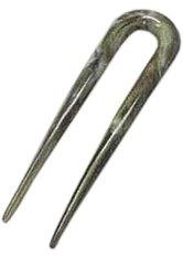 George Michael Haarnadel grau kurz 9,5 cm