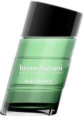 Bruno Banani Made for Men Eau de Toilette (EdT) 50 ml Parfüm