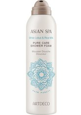 ARTDECO - Artdeco Asian Spa Skin Purity Pure Care Shower Foam 200 ml Duschgel - Duschen & Baden