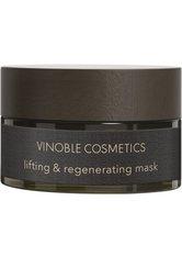 Vinoble Cosmetics Lifting & Regenerating Mask 50 ml Gesichtsmaske