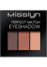 MISSLYN - Misslyn Perfect Match Eyeshadow Blend Of Spices 39 1,2 g Lidschatten - Lidschatten