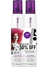 Set - Paul Mitchell Extra-Body Sculpting Foam 2 x 200 ml - Buy One, Get One 50% Off Haarstylingset