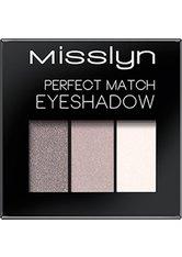 MISSLYN - Misslyn Perfect Match Eyeshadow Classical Beauty 48 1,2 g Lidschatten - Lidschatten
