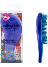 Rolling Hills Professional Detangling Brush Dark Blue Haarbürste