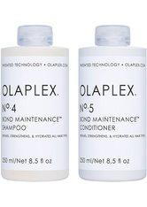 Set - Olaplex Einstiegs-Haarpflegeset