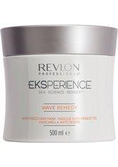 Revlon Professional Eksperience Wave Remedy Anti Frizz Hair Mask 500 ml Haarmaske