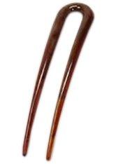 George Michael Haarnadel 11,5 cm mittelbraun lang