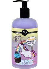 Bettina Barty Pflege Cupcake Vanilla Blueberry Cupcake Bath & Shower Gel Unicorn 500 ml