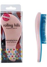 Rolling Hills Professional Detangling Brush Blonde Haarbürste