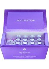 NO INHIBITION - No Inhibition Haarpflege Age Renew Revitalizing Treatment Hyaluron-Ampullen 12 x 20 ml - CONDITIONER & KUR
