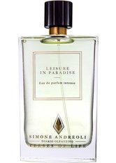 SIMONE ANDREOLI - Simone Andreoli Leisure in Paradise Eau de Parfum Intense (EdP) 100 ml Parfüm - PARFUM
