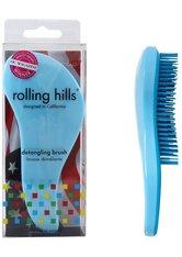 Rolling Hills Professional Detangling Brush Sky Blue Haarbürste