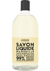 La Compagnie de Provence Liquid Marseille Soap Fragrance-Free 1000 ml Flüssigseife