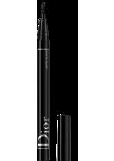 DIOR - DIOR SHOW ON STAGE LINER WASSERFESTER FLÜSSIGER EYELINER MIT 24H HALT* INTENSIVE FARBEN UND EFFEKTE 0.55 ml Matte Black - Eyeliner