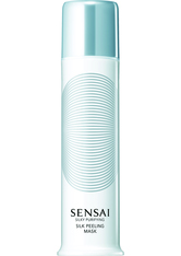 Sensai - Silky Purifying - Silk Peeling Mask - Sen Silky Pur Silk Peeling Mask 90ml