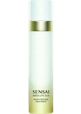 Sensai Absolute Silk Micro Mousse Treatment Limited Edition Gesichtslotion 90 ml