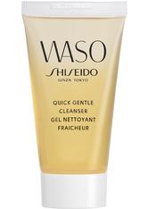 Aktion - Shiseido WASO Quick Gentle Cleanser 30 ml Reinigungsemulsion