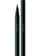 Kanebo - Colours - Designing Liquid Eyeliner - Sensai Liquid Eyeliner 01 Black-
