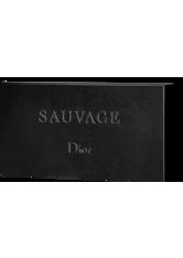 DIOR - DIOR Sauvage Schwarze Seife 200 g Stückseife - Duschen