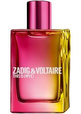 ZADIG & VOLTAIRE This is Her! This is Love! Pour Elle Eau de Parfum Nat. Spray 50 ml