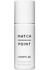 Lacoste Match Point Deodorant Spray Deodorant 150.0 ml