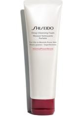 Shiseido Reinigung & Makeup-Entferner Deep Cleansing Foam Reinigungsschaum 125.0 ml