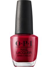 OPI Nail Lacquer - Classic Lady In Black - 15 ml - ( NLT02-EU ) Nagellack