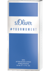 s.Oliver Your Moment Men s.Oliver Your Moment Men After Shave 50.0 ml