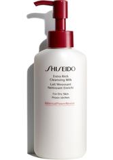 Shiseido Reinigung & Makeup-Entferner Extra Rich Cleansing Milk Reinigungsmilch 125.0 ml