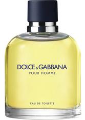 Dolce&Gabbana Herrendüfte Pour Homme Eau de Toilette Spray 125 ml