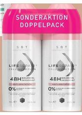 SBT Cell Identical Care Körperpflege Fragile Zellbiologischer Anti-Irritation Deodorant Roll-On Duo 2 Stück