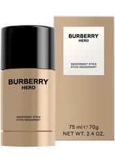 Burberry - Hero - Deodorant - -burberry Hero Deo Stick 75ml