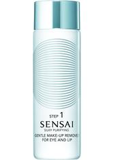 Sensai - Silky Purifying - Gentle Make-up Remover For Eye And Lip - Sen Silky Pur Gent Make-up Remover 100ml