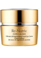 Estée Lauder Re-Nutriv Ultimate Lift Regenerating Youth Eye Cream 15 ml Augencreme