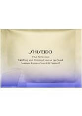 SHISEIDO - Shiseido - Vital Perfection Uplifting And Firming Express Eye Mask - Augenmaske - 12 Ml - - Crememasken
