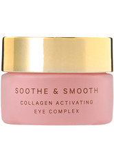 MZ SKIN - MZ SKIN Produkte MZ SKIN Produkte Soothe & Smooth Collagen Activating Eye Complex Augenpflegekonzentrat 14.0 ml - Augencreme