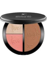 IT Cosmetics Bronzer Your Most Beautiful You™ Anti-Aging Palette Make-up Set 22.22 g