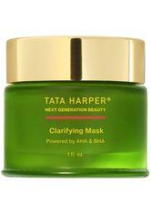 Tata Harper - Clarifying Mask, 30 Ml – Gesichtsmaske - one size