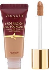 Wander Beauty - Nude Illusion Liquid Foundation – Fair – Foundation - Beige - one size