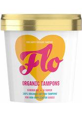 Flo Produkte Organic Tampons Intimpflege 16.0 pieces