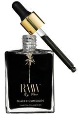 RAAW by Trice Black Moon Drops Charcoal Reinigungsöl  60 ml
