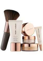Nude by Nature Complexion Essentials  Gesicht Make-up Set  1 Stk N6 - Olive