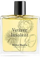 Miller Harris Unisexdüfte Vetiver Insolent Eau de Parfum 100.0 ml