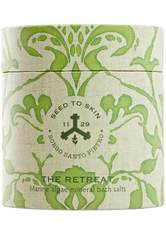 Seed to Skin - The Retreat, 450 G – Badesalz - one size