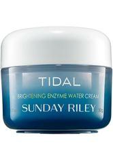 Sunday Riley - Tidal Brightening Enzyme Water Cream - Tagespflege & Nachtpflege