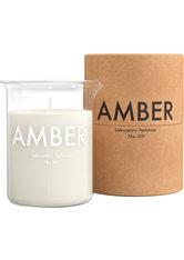 LABORATORY PERFUMES - Laboratory Perfumes Amber Laboratory Perfumes Amber Kerze 200.0 g - Duftkerzen