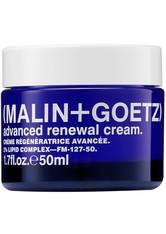 MALIN+GOETZ - Malin + Goetz - Advanced Renewal Cream  - Tagespflege & Nachtpflege - Tagespflege