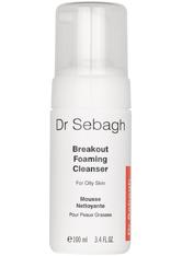 Dr Sebagh - Breakout Foaming Cleanser, 100ml – Reinigungsschaum - one size