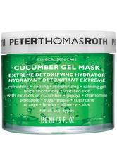 Peter Thomas Roth - Cucumber Gel Mask  - Feuchtigkeitsmaske